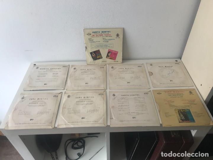 Discos de vinilo: Singles Sarita Montiel EP Vinilo - Foto 5 - 262232835