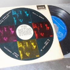 Discos de vinilo: THE ROLLING STONES -- EVERYBODY NEEDS SOMEBODY TO LOVE 1965 --VG +. Lote 207965025