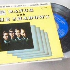 Discos de vinilo: THE SHADOWS ---- FANDANGO + 3 AÑO 1965 -----VERY GOOD PLUS ( VG + ). Lote 247518905