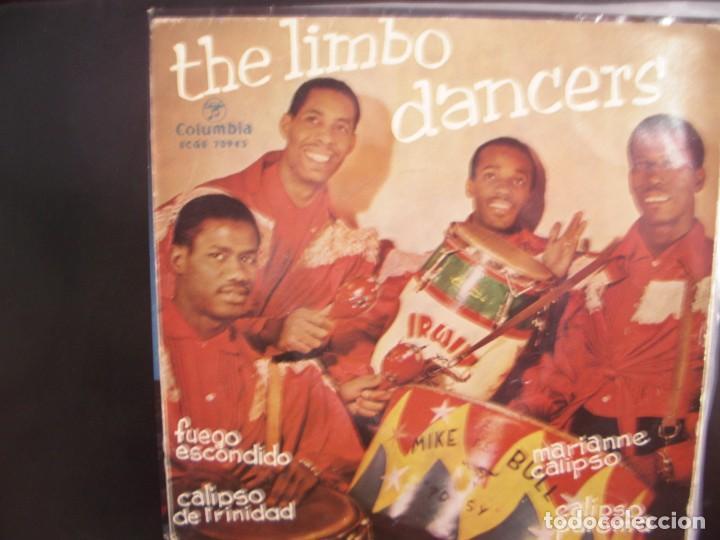 THE LIMBO DANCERS- EP. (Música - Discos de Vinilo - EPs - Grupos y Solistas de latinoamérica)