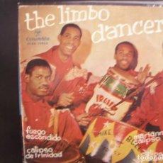 Discos de vinilo: THE LIMBO DANCERS- EP.. Lote 262238005