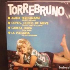 Discos de vinilo: TORREBRUNO- AMOR PERDONAME. EP.. Lote 262238330