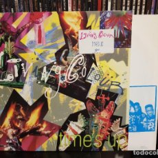 Discos de vinilo: LIVING COLOUR - TIME'S UP. Lote 262256150