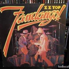Discos de vinilo: ZZ TOP - FANDANGO!. Lote 262257955