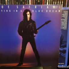 Discos de vinilo: JOE SATRIANI - FLYING IN A BLUE DREAM. Lote 262259700