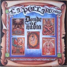 Discos de vinilo: DISCO LA POLLA RECORDS. Lote 262264620