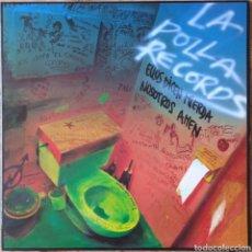 Discos de vinilo: DISCO LA POLLA RECORDS. Lote 262267045
