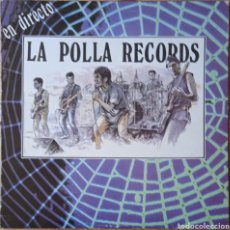 Discos de vinilo: DISCO LA POLLA RECORDS. Lote 262269205