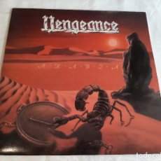 Discos de vinilo: VENGEANCE -ARABIA- (1989) LP DISCO VINILO. Lote 262270520