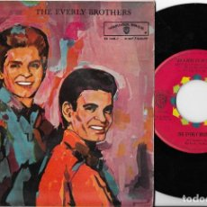 Discos de vinilo: THE EVERLY BROTHERS EP MENTION MY NAME.. 1962 MUY RARO. Lote 262275195