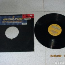 Discos de vinilo: HYPER.COM - SLAVE TO THE HYPERRAVE - MAXI - GERMANY - CONTROL - PLS 508 - L-. Lote 262278525