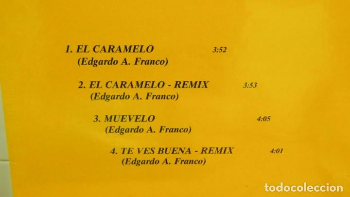 """Discos de vinilo: EL GENERAL * MAXI Vinilo 12"""" EL CARAMELO * SPAIN 1993 * Ultrarare * PRECINTADO!!! - Foto 2 - 262285255"""