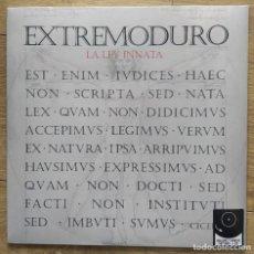 Discos de vinilo: EXTREMODURO. LA LEY INNATA. VINILO. Lote 262285405