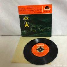 Discos de vinilo: LIEDER ZUR STILLEN ABENDSTUND,DISCO. Lote 262289805