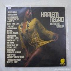 Discos de vinilo: HARLEM NEGRO - RYTHMIN GROUP - LP 1970. Lote 262296065