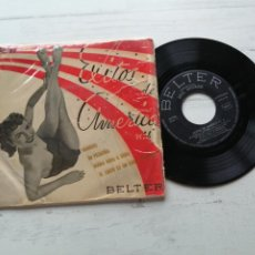 Discos de vinilo: VARIOUS – EXITOS DE AMERICA Nº 4 EP SPAIN. Lote 262296345