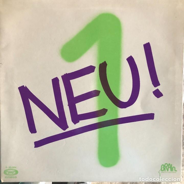 LP NEU! 1 (Música - Discos - LP Vinilo - Otros estilos)