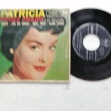 Discos de vinilo: PEREZ PRADO Y SU ORQUESTA* – PATRICIA EP SPAIN 1958. Lote 262296495