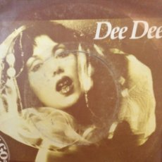 Discos de vinilo: DEE DEE.** I PUT A SPELL ON YOU * DO YOUR LOVING RIGHT **. Lote 262319050