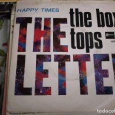 "Discos de vinilo: THE BOX TOPS* - THE LETTER (7"") SELLO:STATESIDE CAT. Nº: LSS 613. VG / G+. Lote 262319605"