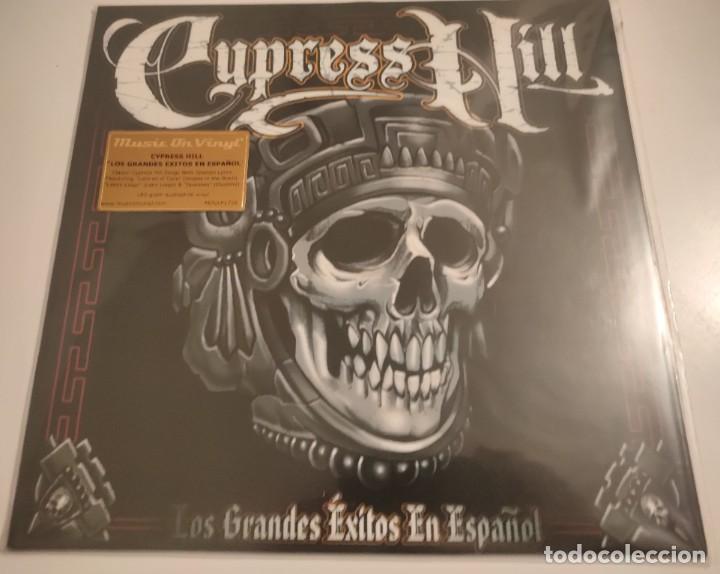 CYPRESS HILL – LOS GRANDES ÉXITOS EN ESPAÑOL VINILO SELLO MUSIC ON VINYL (Música - Discos - LP Vinilo - Rap / Hip Hop)