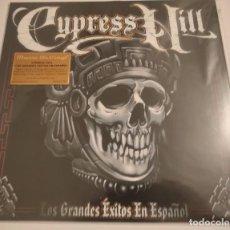 Discos de vinilo: CYPRESS HILL – LOS GRANDES ÉXITOS EN ESPAÑOL VINILO SELLO MUSIC ON VINYL. Lote 262319755