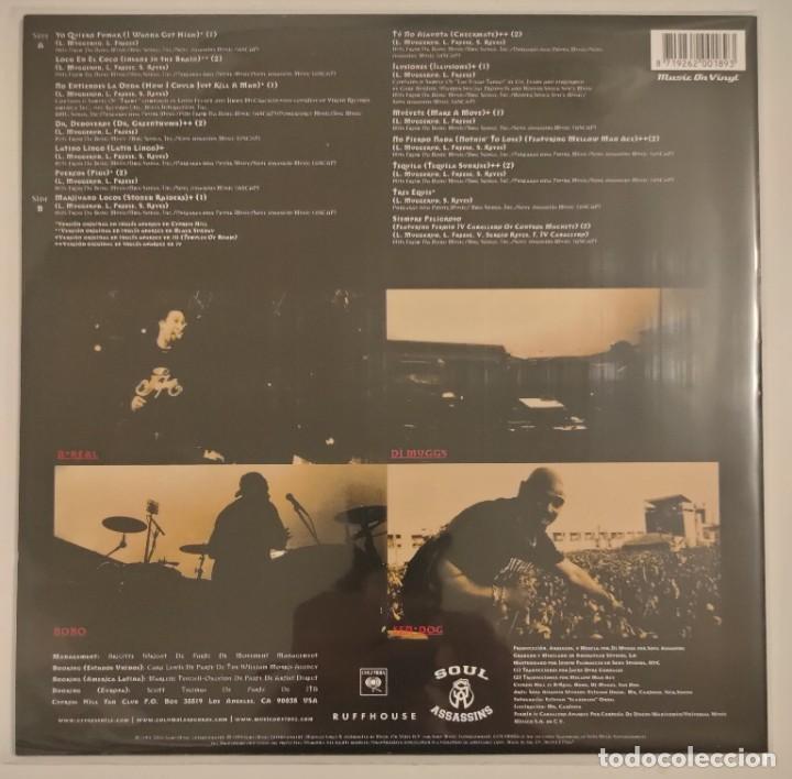Discos de vinilo: Cypress Hill – Los Grandes Éxitos En Español vinilo sello Music On Vinyl - Foto 2 - 262319755