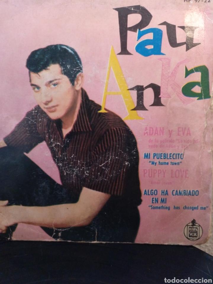 """PAUL ANKA.** B.S.O. """" LA VIDA PRIVADA DE ADAN Y EVA""""** (Música - Discos de Vinilo - EPs - Bandas Sonoras y Actores)"""