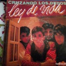 "Discos de vinilo: LEY DE VIDA - TE BUSCARE (7"", S/SIDED, PROMO) OKAY RECORDS PSN-288.VINILO COMO NUEVO.MINT/VG. Lote 262329025"
