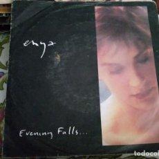 "Discos de vinilo: ENYA - EVENING FALLS... (7"", SINGLE) SELLO:WEA, WEA CAT. Nº: 247 199-7.VINILO COMO NUEVO.MINT/VG. Lote 262329180"