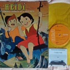 Discos de vinilo: HEIDI. Lote 262331255
