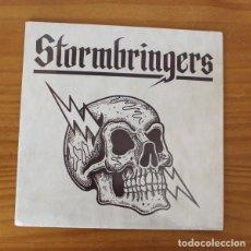 Discos de vinilo: STORMBRINGERS -EP VINILO 7''- SOSPECHOSO HABITUAL. SKINHEAD PUNK OI!. Lote 93022235
