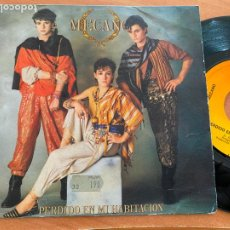 Discos de vinil: MECANO (PERDIDO EN MI HABITACION) SINGLE ESPAÑA 1981 (EPI23). Lote 262344945