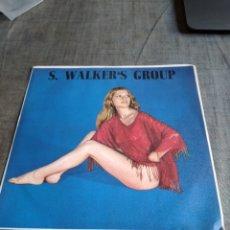 Discos de vinilo: SINGEL WALKERS GROUP. Lote 262361050
