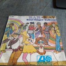 Discos de vinilo: SINGEL BAR KAY SOUL FINGER. Lote 262361425