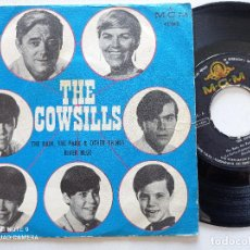 Discos de vinilo: THE COWSILLS - THE RAIN PARK & THE OTHER THINGS - SINGLE MGM ESPAÑA 1967. Lote 262364245