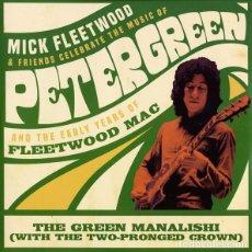 Discos de vinilo: MICK FLEETWOOD & FRIENDS – MICK FLEETWOOD & FRIENDS CELEBRATE THE MUSIC OF PETER GREEN -LP-. Lote 262369335