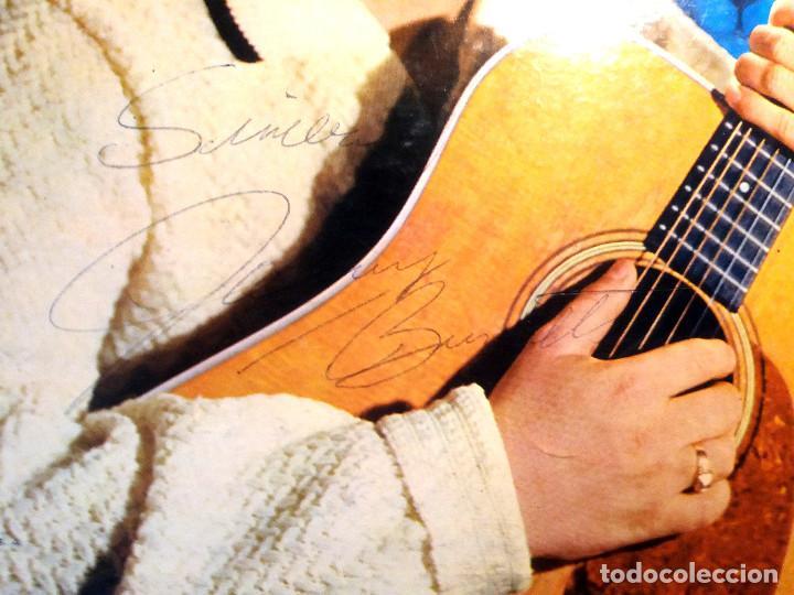 Discos de vinilo: Johnny burnette , disco autografiado original 1960. - Foto 8 - 262370890