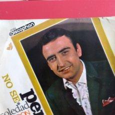 Discos de vinilo: ** PERET ** 4 SINGLES.**. Lote 262372615