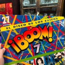 Disques de vinyle: LP ¡BOOM! 7. Lote 262372820