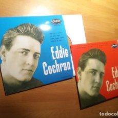 Discos de vinilo: EDDIE COCHRAN . PORTADAS REPRO . ESPAÑA. Lote 262373610