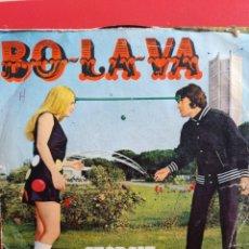 Discos de vinilo: GEORGIE DANN.** BO- LA- VA * TCHANG- TCHU- YO **. Lote 262377775
