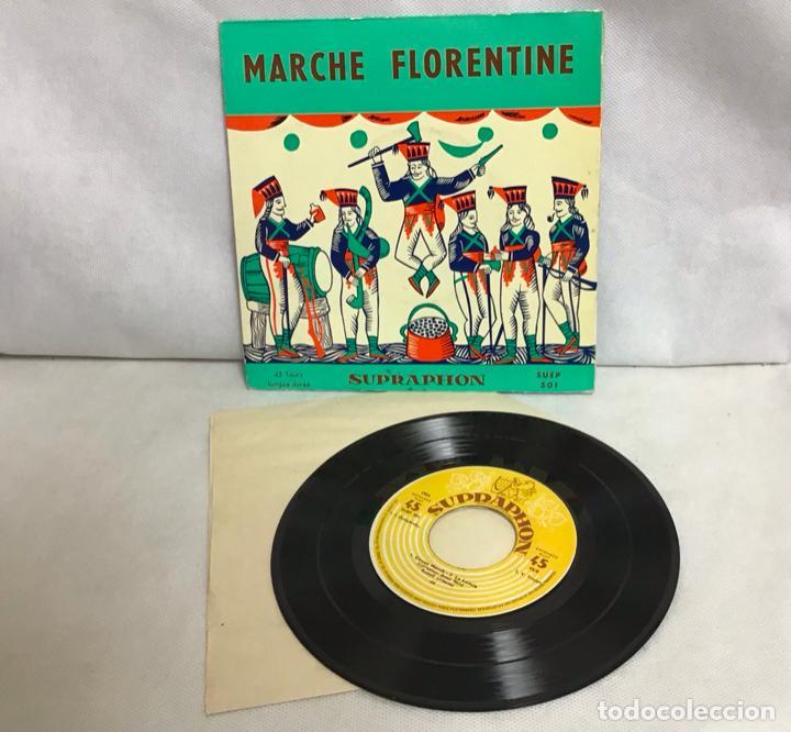 MARCHE FLORENTINE, DISCO (Música - Discos - Singles Vinilo - Clásica, Ópera, Zarzuela y Marchas)