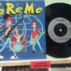 Discos de vinilo: CARTER USM. DO RE ME / SO FAR SO GOOD. CHRYSALIS 1992, REF. USM 5 - SINGLE. Lote 262380260