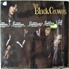 Discos de vinilo: THE BLACK CROWES..SHAKE YOUR MONEY MAKER...EX...ESCASO. Lote 262404850