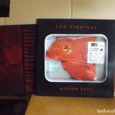 Discos de vinilo: FOO FIGHTERS --- MEDIUM RARE. Lote 262413290