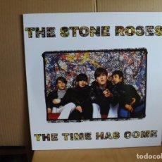 Discos de vinilo: THE STONE ROSES --- THE TIME HAS COME. Lote 262413960