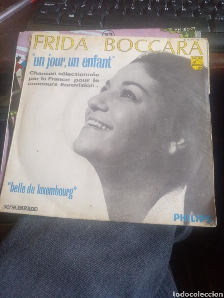 FRIDA BOCCARA EUROVISIÓN '69 (Música - Discos - Singles Vinilo - Festival de Eurovisión)