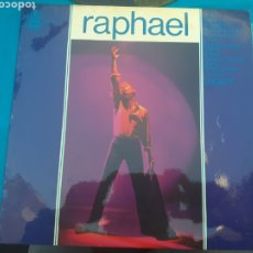 Discos de vinilo: LP DE RAPHAEL COMO NUEVO. Lote 262417230