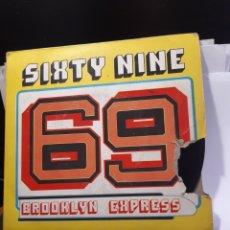 Discos de vinilo: BROOKLYN EXPRESS-SIXTY ~NINE. Lote 262419040